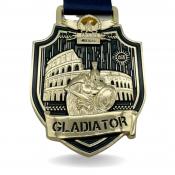 Gladiator-400km-medal