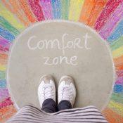 komfort-zóna